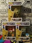 Funko Pop!Independence Day ID4 Lot of [3] Chase Alien, FYE Alien,