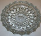 Libbey Glass CLASSIC Clear Ashtray Large  7