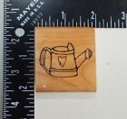 JRL Design Watering Can Rubber Stamp