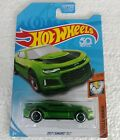 Hot Wheels SUPER Treasure Hunt 2017 CAMARO ZL1 Red Line Card Varia