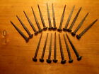 Lot of 20 Vintage Style Rose Head Nails Vintage Rustic 2