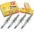 4pcs 2009 Husqvarna TC510 NGK Standard Spark Plugs 499cc 30ci Kit Set Engine un