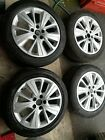 4X GENUINE CITROEN C4 GRAND PICASSO C5 C6 JUMPY 17 ALLOY WHEELS WITH TYRES