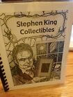 STEPHEN KING COLLECTIBLES SIGNED BEAHM PROOF ONE OF 10 COPIES FROM 4 29 1999