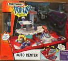 MATCHBOX Auto Center Garage Pop Up Adventure Set Playset Mattel NEW 2005