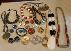 Vintge Costume Jewelry - Lot Of 21 Items - Selected To Be Cream Of The Crop