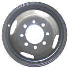 02130 Oem Reconditioned Silver Steel Wheel 16x6 Fits 2000-2002 Dodge Ram 3500