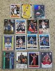 Lebron James 16 Card Lot Autograph Paul George Russell Westbrook