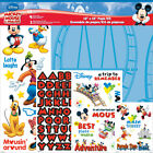 Disney Page Kit 12X12 Mickey Mouse