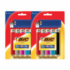 BIC Classic Lighter Assorted Colors 12 Pack