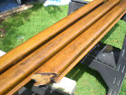 ANTIQUE~EARLY WOOD STAIRCASE HAND RAIL 25' AVAILABLE @ $14.95 PER LINEAR FOOT