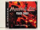 Marshall Law - Power Crazy The Best Of 2002 Castle Music Rare OOP HTF Metal Rock