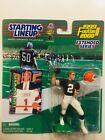 1999 2000 Tim Couch Starting Lineup Figure NFL Cleveland Browns Kenner NIP NIB