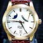 Glashütte Original Senator Power Reserve Moonphase 18K Gold  39-44-03-11-04
