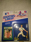 MLB Kenner Starting Lineup Mark McGwire Oakland Athletic 1989 Figure