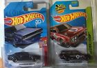 HOT WHEELS 2014 SUPER TREASURE HUNT DATSUN BLUEBIRD 510 WAGON + SKYLINE STH