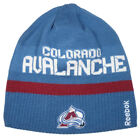 Colorado Avalanche Reebok Center Ice Mens Reversible Knit Winter Beanie Hat
