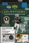 UPPER DECK 1999 OVATION FOOTBALL CARDS RETAIL BOX FACTORY SEALED