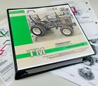 650 750 John Deere Tractor Technical Service Shop Repair Manual 800 pages!