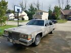 1983 Cadillac DeVille chrome 1983 for $1100 dollars