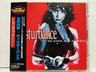 Disturbance - We Come Out At Night 1993 RCA Japan OBI Rare OOP HTF Hair Metal