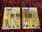 1989 Starting Lineup Babe Ruth Lou Gehrig Mickey Mantle Joe Dimaggio Greats!l@@k