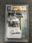 Giancarlo (Mike) Stanton autograph Yanks Marlins 2011 Topps Tier One