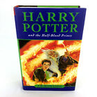 Harry Potter And The Half Blood Prince Book Hardcover 1st 1st Misprint Error