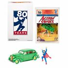 MATTEL HOT WHEELS 80 Years of Superman Action Comics 1 2018 SDCC EXCLUSIVE