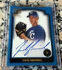 Zack Greinke Rookie Cards Checklist and Guide 16
