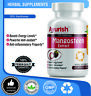 Best Selling Mangosteen Extract  500 mg 30 % Xanth 420 Capsule High h v HV001