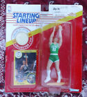 1991 Larry Bird Celtics Starting Lineup Figure With out Coin on Card