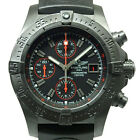 Free Shipping Pre-owned BREITLING Avenger M133802C Limited 1000 Black Dial