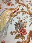 Waverly Olana bayleaf print cotton fabric by the yard pillows drapery upholstery
