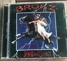 CD Music Bronz Taken By The Storm Remastered With Bonus Track 2001