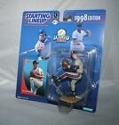 1998 MLB Starting Lineup Extended SLU GREG MADDUX HOF Atlanta Braves Card Figure