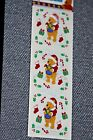 Vintage Sandy Lion Winnie the Pooh Christmas Stickers 1 Sheet Sealed Pack