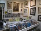 High Quality Antique  Fine Art Inventory For Sale 3000 Sqft 20 x Glass Cases