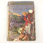 Vintage Nancy Drew The Haunted Bridge 1937 Carolyn Keene BK2