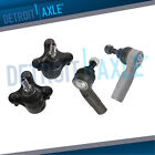 Lower Ball Joints  Outer Tierods Audi A3 Quattro VW Eos Golf GTI Tiguan AWD