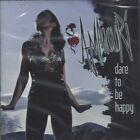 Dare to be happy by AMMOURI (CD/SEALED  Pride & Joy Music 2018) Female Hard ROCK