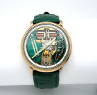 1967 Bulova Accutron Spaceview Wrist Watch Working Condition