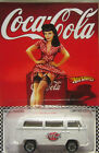 Matchbox CUSTOM VOLKSWAGEN BUS Cocai Cola Real Riders Limited 1 5 Made