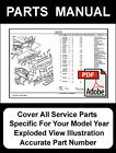 1996 - 2007 DODGE STRATUS 2.0L 2.4L 2.5L 2.7L 3.0L 3.3L 3.8L ENGINE PARTS MANUAL