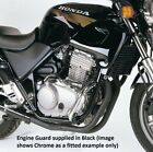 Honda CB 500 / S ab Bj.1993 Engine protection bar Black BY HEPCO AND BECKER