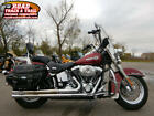 2002 FLSTCI - Heritage Softail® Classic Injection -- 2002 Harley-Davidson® FLSTCI - Heritage Softail® Classic Injection    Maroon