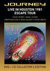 Journey - Live In Houston 888837145329 (CD Used Very Good)