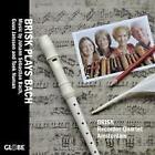 BRISK RECORDER QUARTET AM: BRISK PLAYS BACH (CD)