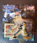 2000 Starting Lineup Baseball SHAWN GREEN BLUE JAYS  New In Bubble Pack
