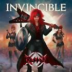 CROSSON: INVINCIBLE (CD)